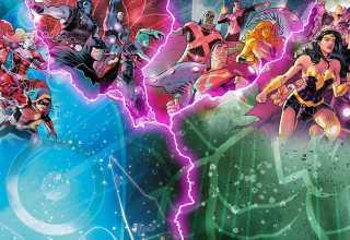 No Justice Justice League
